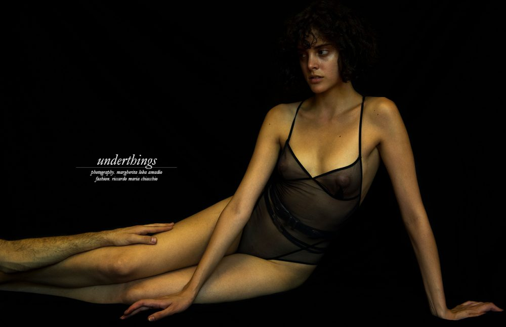 Lingerie / la fille d'O  Belts / Calvin Klein & Stylist's Own