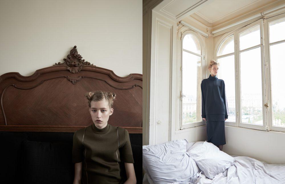 Dress / Courrèges Opposite  Dress / Sankuanz