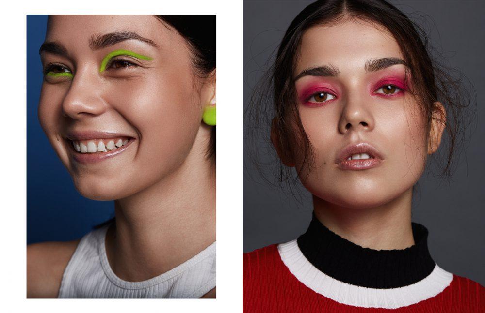 Make Up / Giorgio Armani Cosmetics Skin / Maestro Glow Nr 4, Fluid Sheer Nr 2 & High Precision Retouch 03 Eyes / Eyes To Kill Solo Eyeshadow Nr 17 Lips / Lip Balm 01 Make Up / Giorgio Armani Cosmetics Skin / Maestro Glow Nr 4, Fluid Sheer Nr 2, Cheek Fabric Nr 502 & High Precision Retouch 03 Eyes / Cheek Fabric Nr 509 Lips / Lip Balm 01