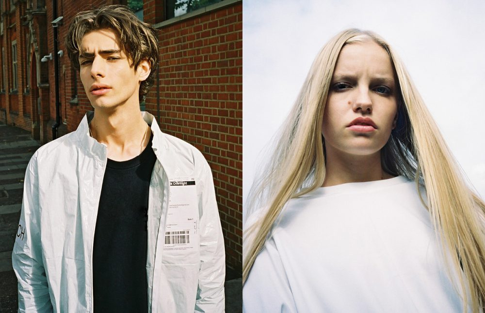 Jacket / Alexandra Hackett Top / Stylists Own Opposite Top / Palace
