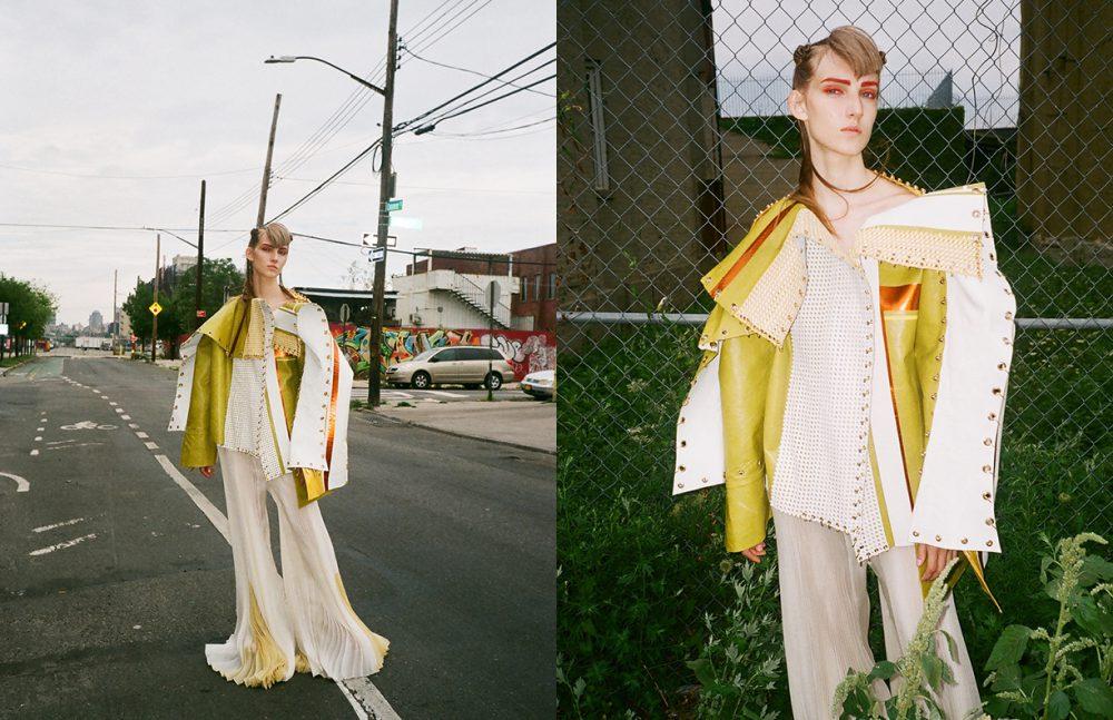 Coat, Trousers & Shoes / Han Wen