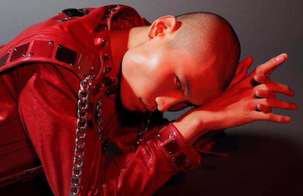 Leather Jacket / Laurel DeWitt