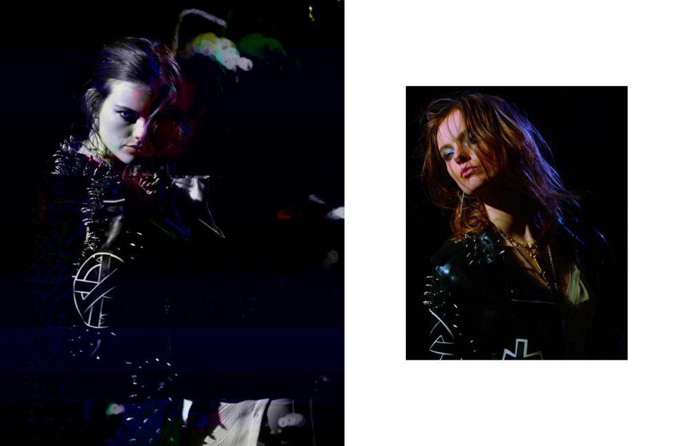 Jacket / Tableaux Vivants Opposite  Jacket / Tableaux Vivants Jewellery / Freida Rothman