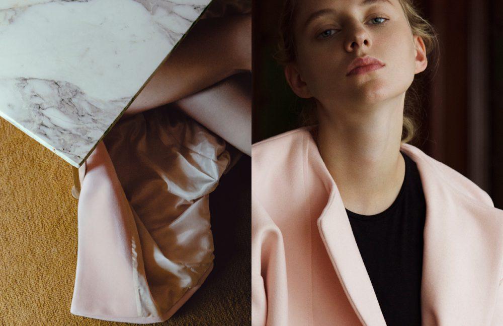 Coat / Chacok Opposite Coat / Chacok Top / Alexander Wang X H&M