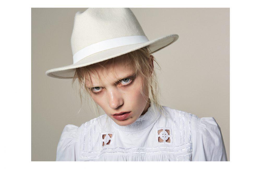 Hat / Tommy Hilfiger Blouse / Isabel Marant Etoile