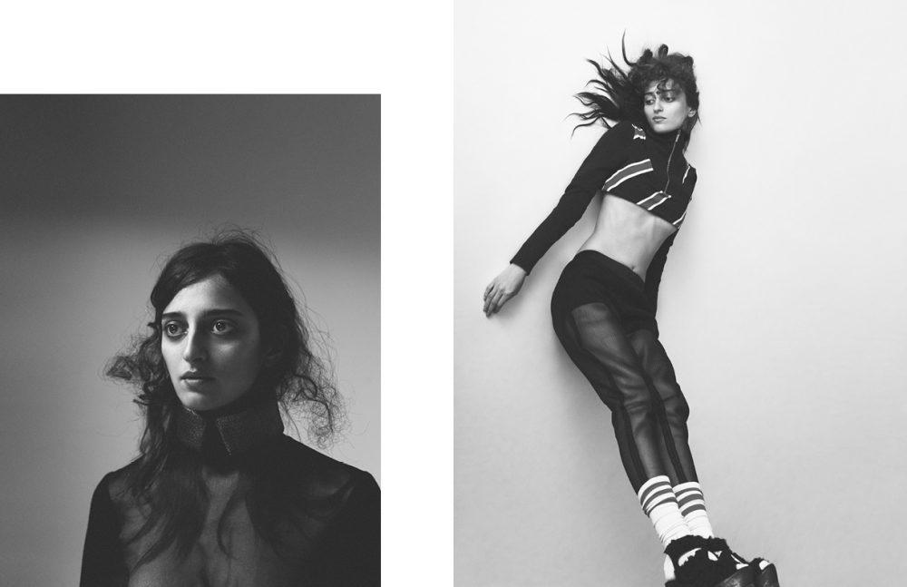Dress / Sina Noori Opposite Top / Knitss Trousers / Sina Noori Shoes / Ludovic Winterstan Socks / American Apparel