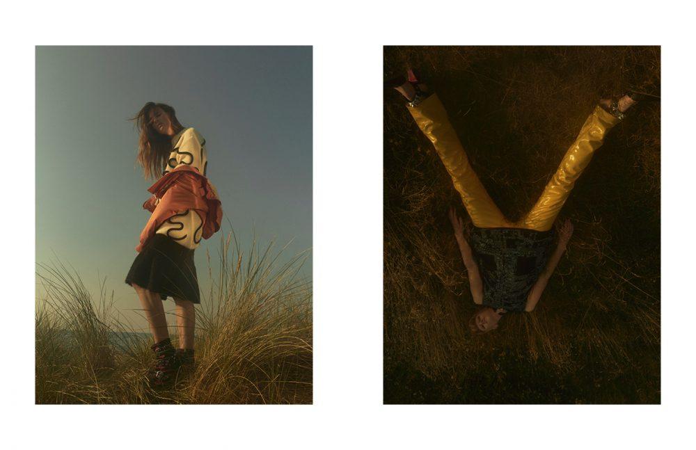 Knit / Sportmax Jacket / Diesel Dress / Monki Boots / Isabel Marant Opposite Dress / M Missoni Trousers / 2ND DAY Choker / Choke Chokers Shoes / Christian Louboutin