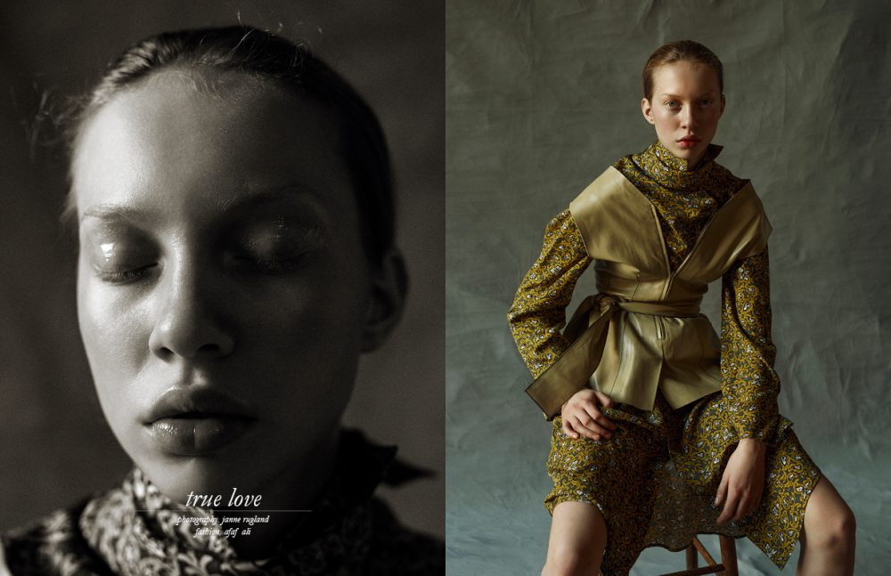 Dress / Hope Opposite Leather / By Malene Birger Dress / Hope