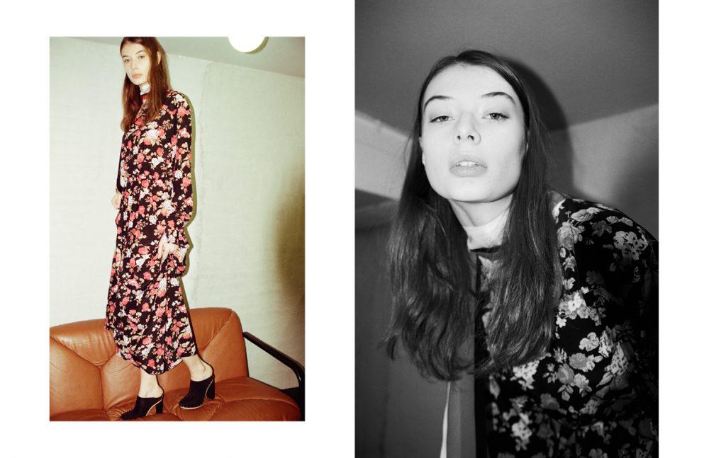 Dress / MSG Shoes / Proenza Schouler