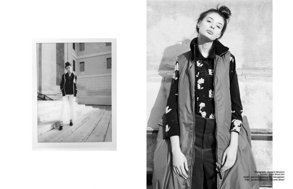 Look / Dries Van Noten Shoes / Marni Eyewear / Dior Vintage