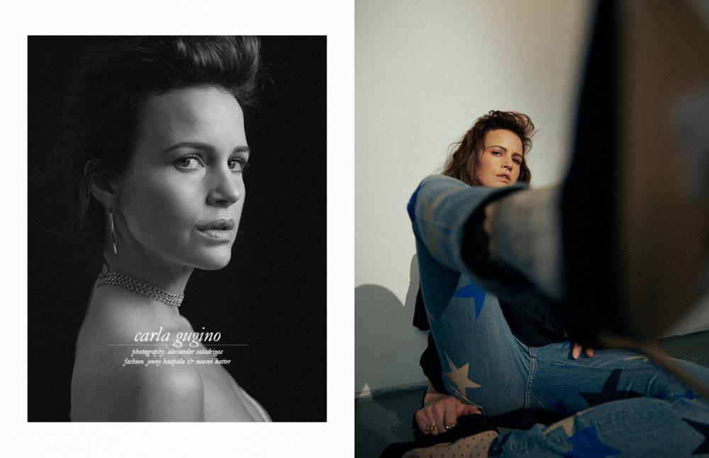Earrings / Jennifer Fisher Choker / Lili Claspe Opposite Dress / Jill Stuart Jeans / Stella McCartney Socks / Topshop Shoes / Neil J. Rodgers Rings / GINETTE NY, Mejuri