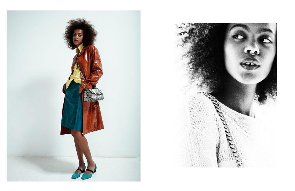 Full Look / Bottega Veneta Opposite Full Look / Chanel