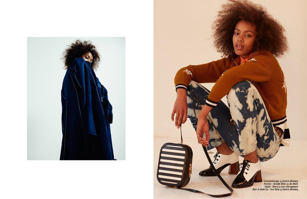 Coat / Sportmax Opposite Look / Bally  Heels / Sportmax