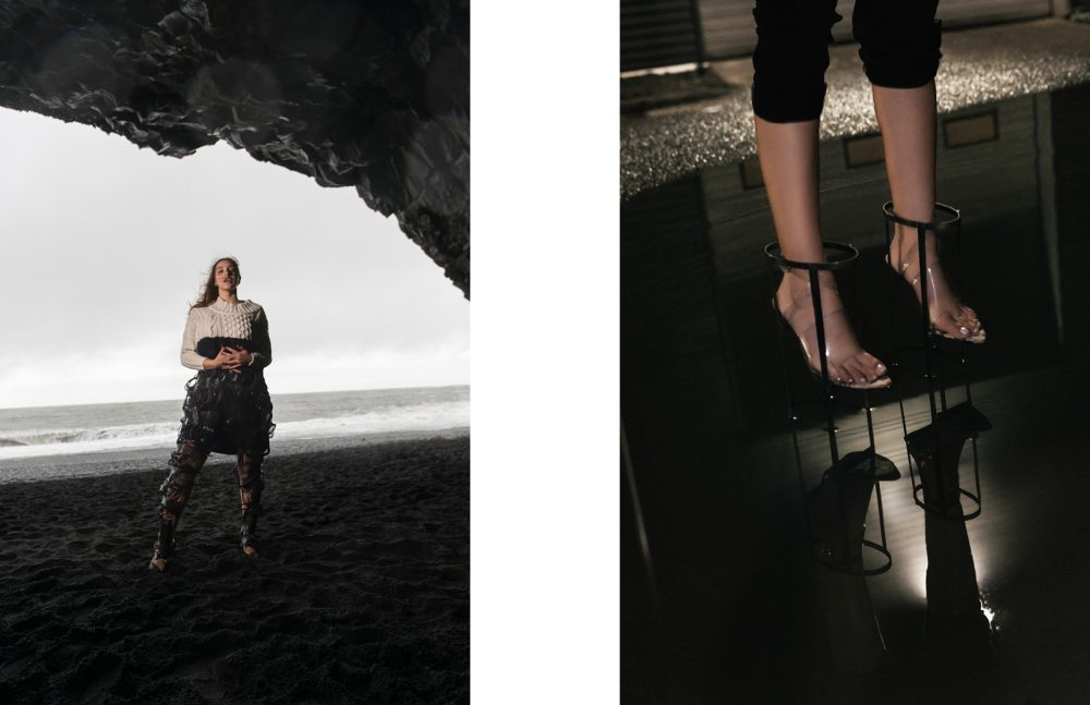 Dress / Teatum JonesShoes / Kira GoodeyOppositeShoes / Kira GoodeyTrousers / COS