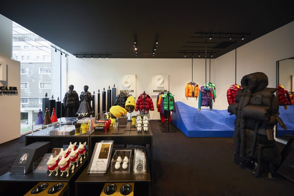 moncler genius | the unveiling of the house of genius and 8