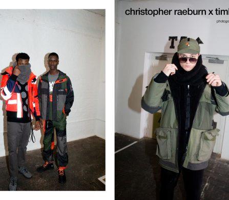 Christopher Raeburn x Timberland