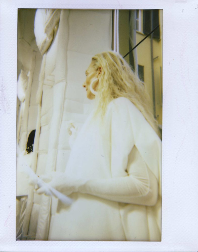 MM6 Maison Margiela. Photo provided by MM6 Maison Margiela.
