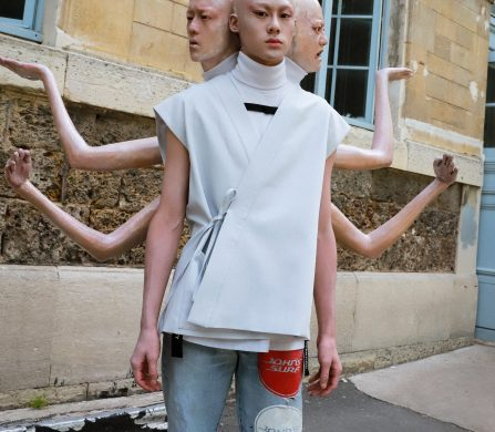 Christian Dada SS20. Photo by Ada Yang.