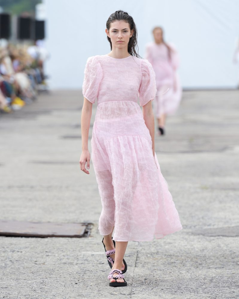 Cecilie Bahnsen SS20. Copenhagen Fashion Week.