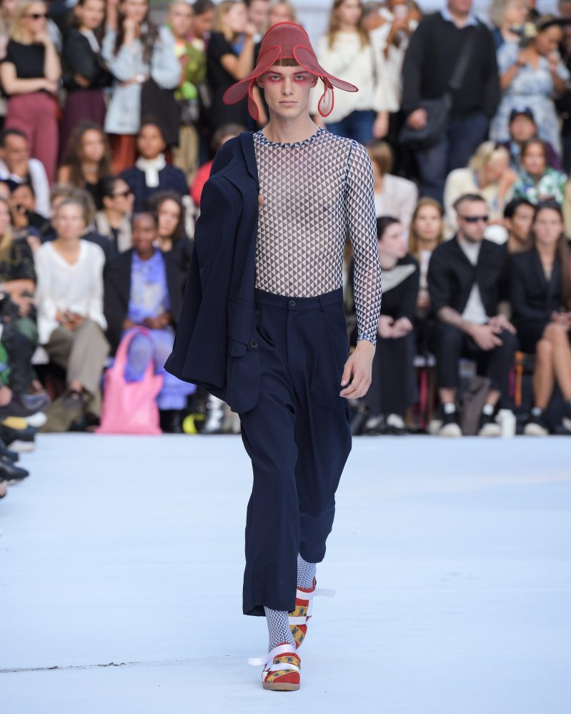 Henrik Vibskov SS20. Copenhagen Fashion Week.