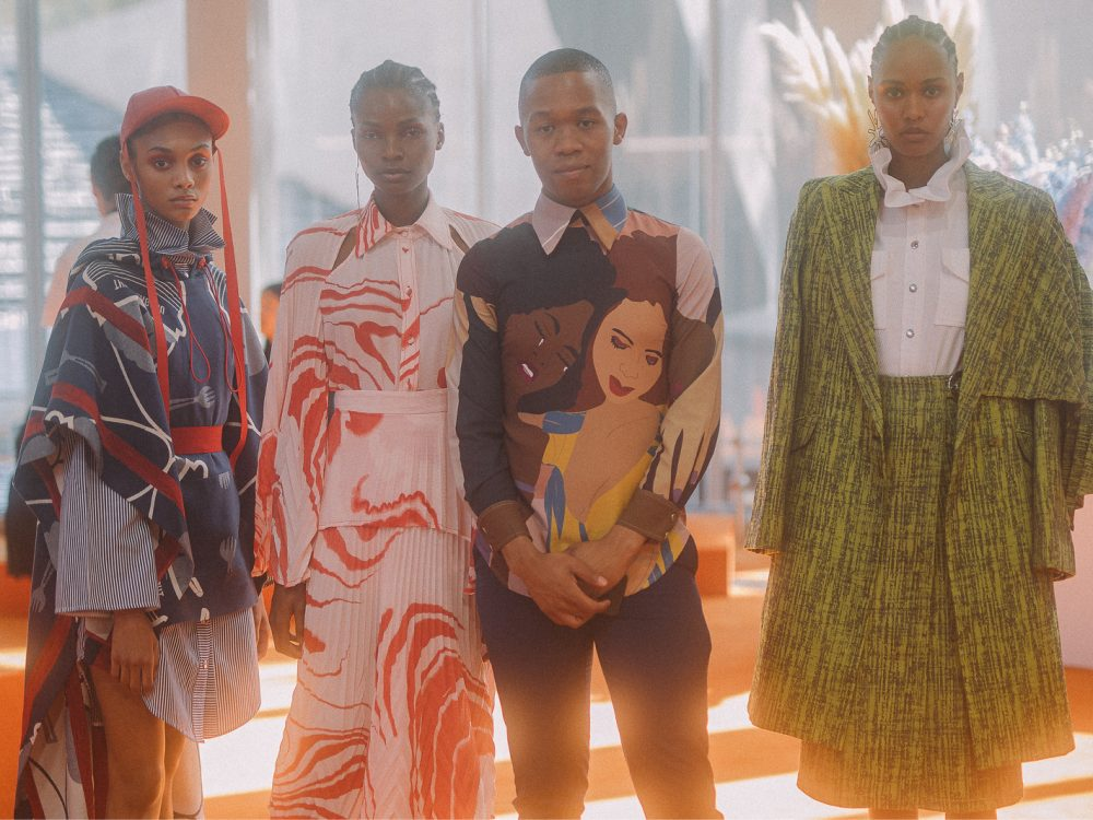 Thebe Magugu Wins Lvmh Prize For Young Fashion Designers Schon Magazine