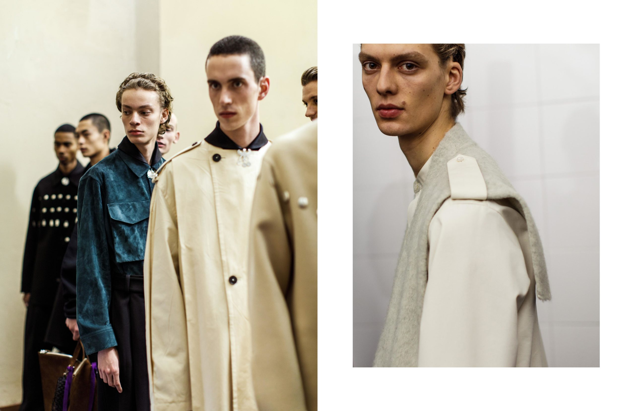 all looks. Jil Sander photo. Eeva Suutari