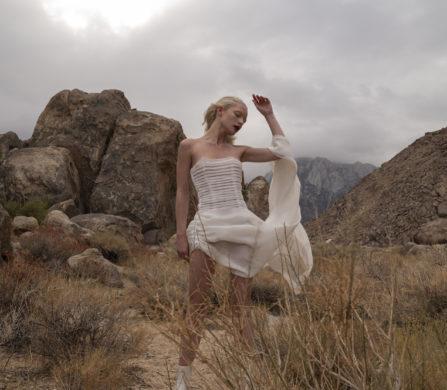 Director MICHELE LAURITA Schon Magazine Fashion film