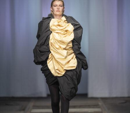 F+F Modedesign Zürich. all clothing. Besime Sasivari