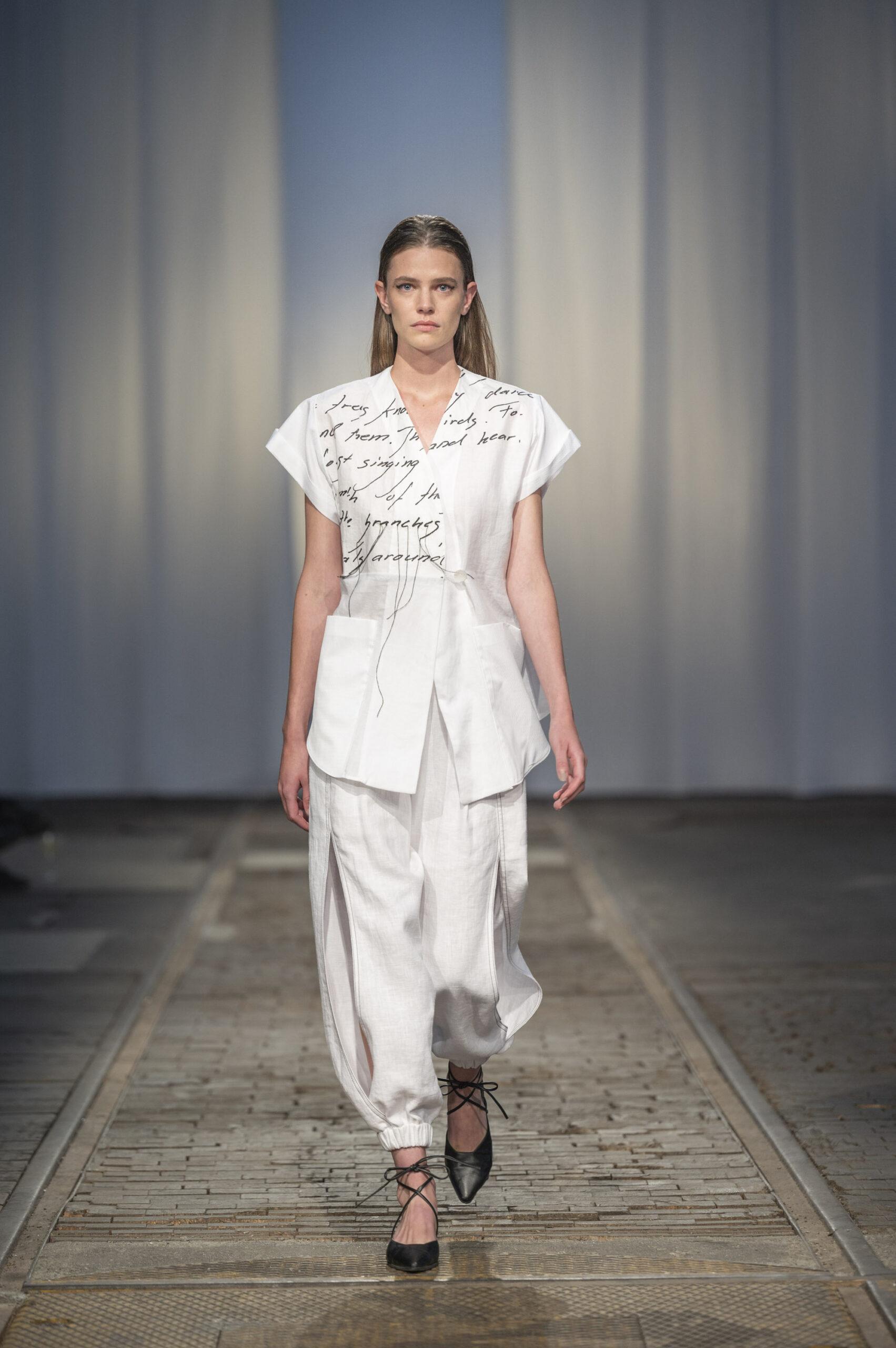 all clothing. Nina Yuun x LEONIE RISCH